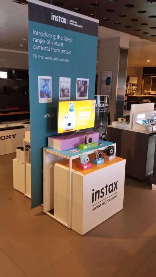 instax rdi stand