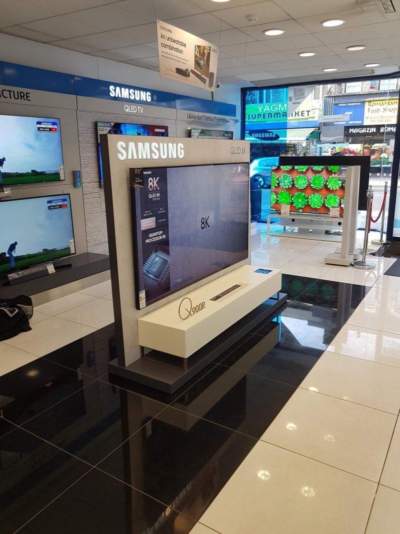 PRC samsung stand